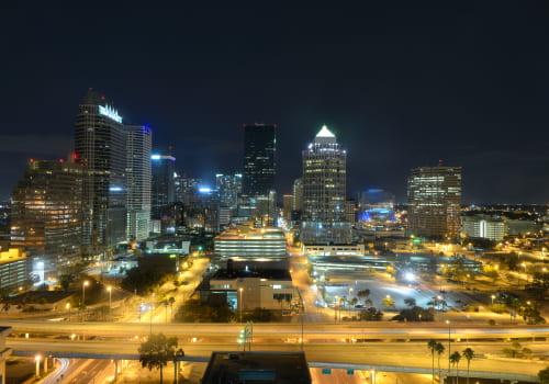 FBAR Reporting In Tampa, Florida, city landscape