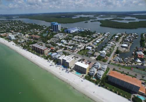 Fulfill Your IRS Form 3520 Obligations In Fort Myers, Florida, beach overview