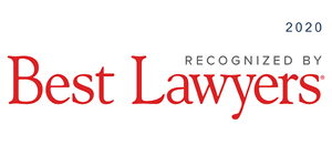 Best Lawyers 2020 logo