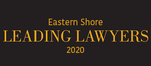 Eastern Shore Leading Lawyers 2020 logo