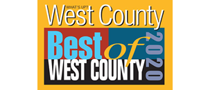 Best of West County 2020 logo