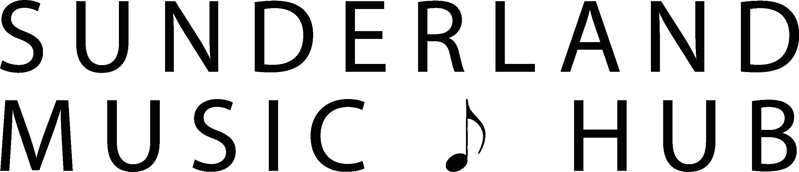 Sunderland music hub logo