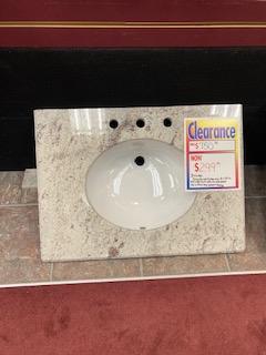 Granite bathroom granite countertop Rochester NY