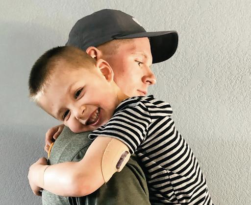 Life with a husband and son with Type 1 Diabetes — seeing the signs and learning to thrive