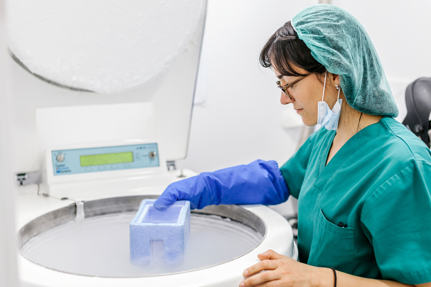 How long will a frozen embryo last?