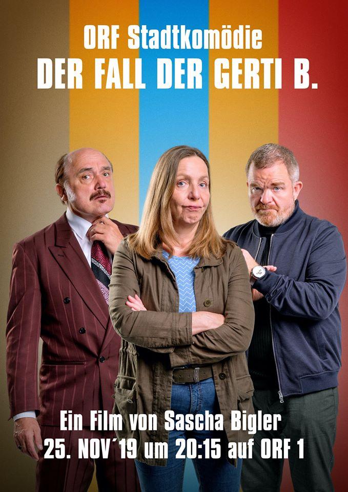 """Premiere für """"Der Fall der Gerti B.""""!"""