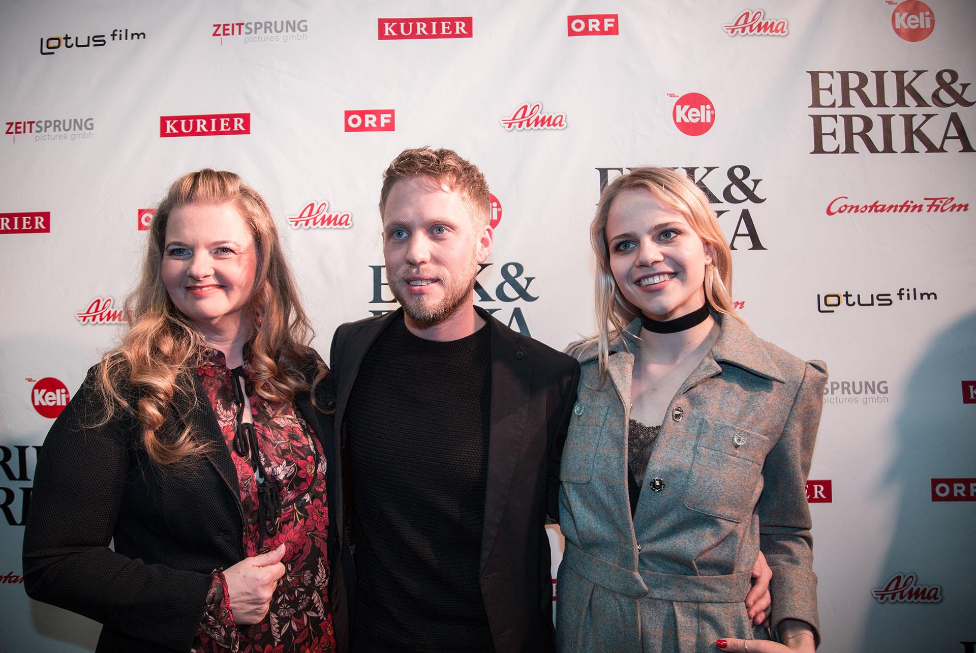 """Wien Premiere: """"Erik & Erika"""" am 28.02.18"""