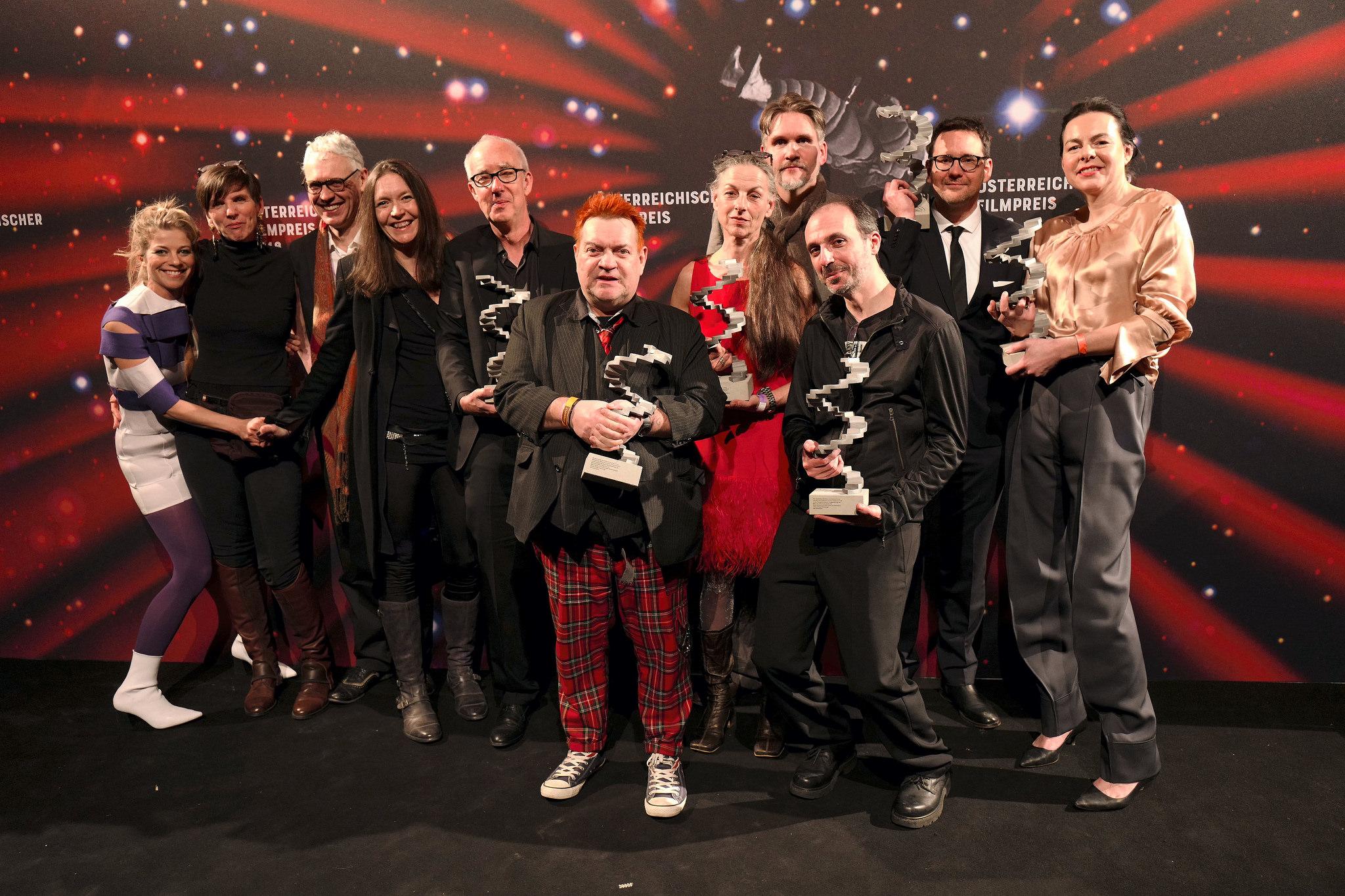 UNTITLED gewinnt Österreichischen Filmpreis in vier Kategorien