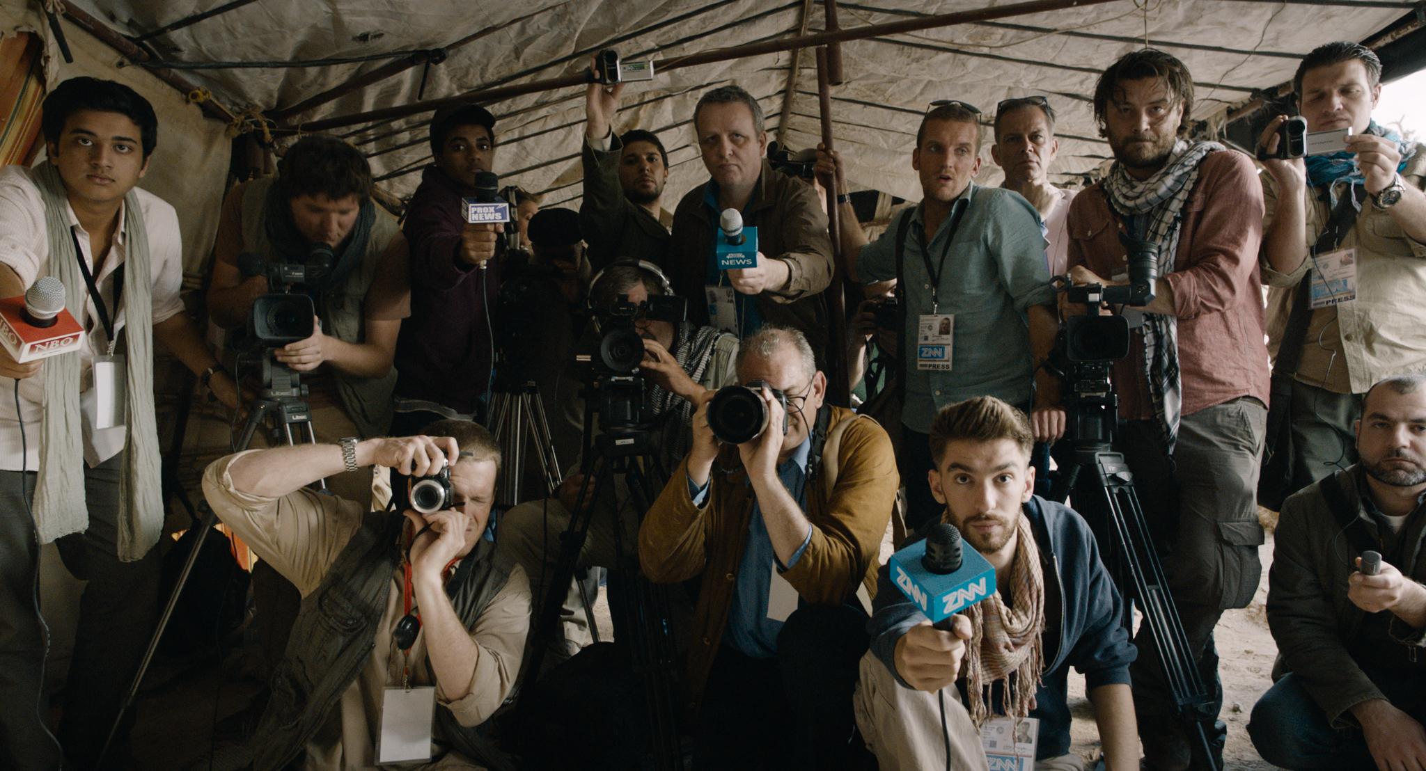 Thank You For Bombing gewinnt den Wiener Filmpreis