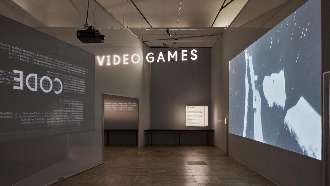 V&A: Video Games - Design/Play/Disrupt