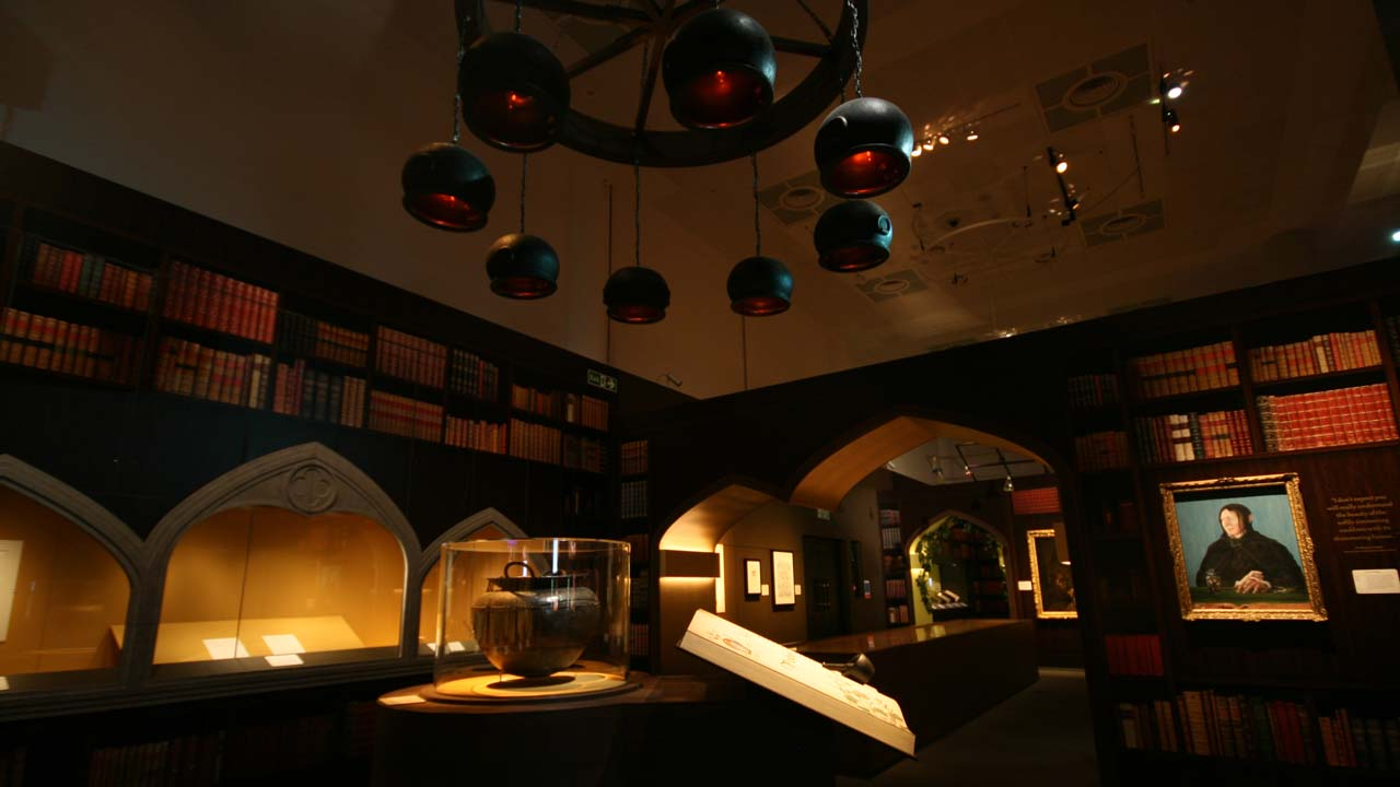 British Library: Harry Potter - A History of Magic