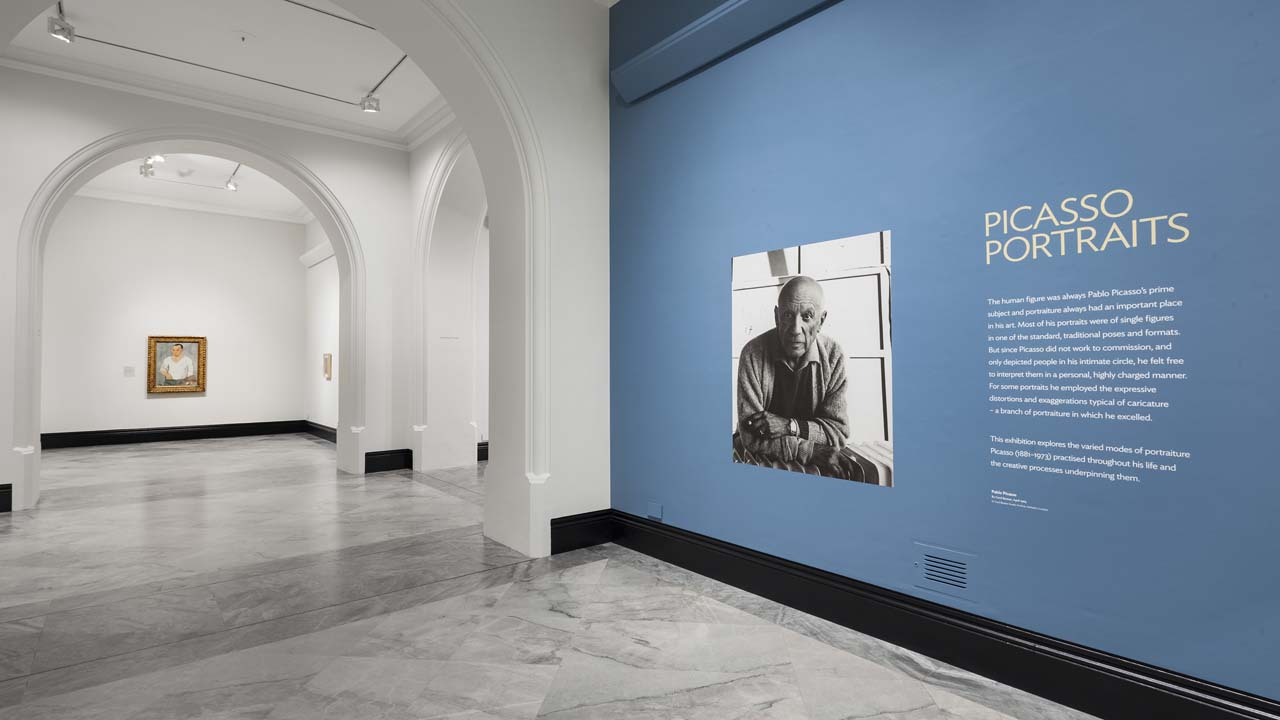 National Portrait Gallery: Picasso Portraits