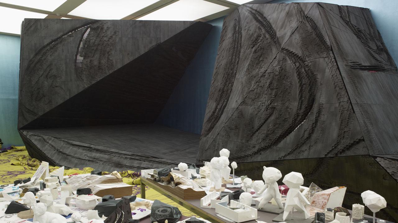 ICA: Bjarne Melgaard - A House to Die In