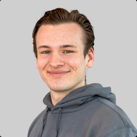 Frontend Engineer - Maximilian Keller