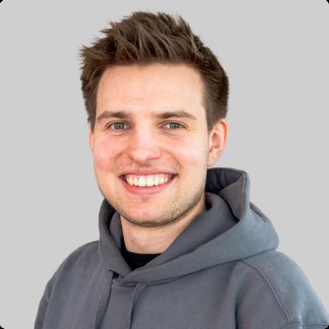 Fullstack Engineer - Ben Bachem