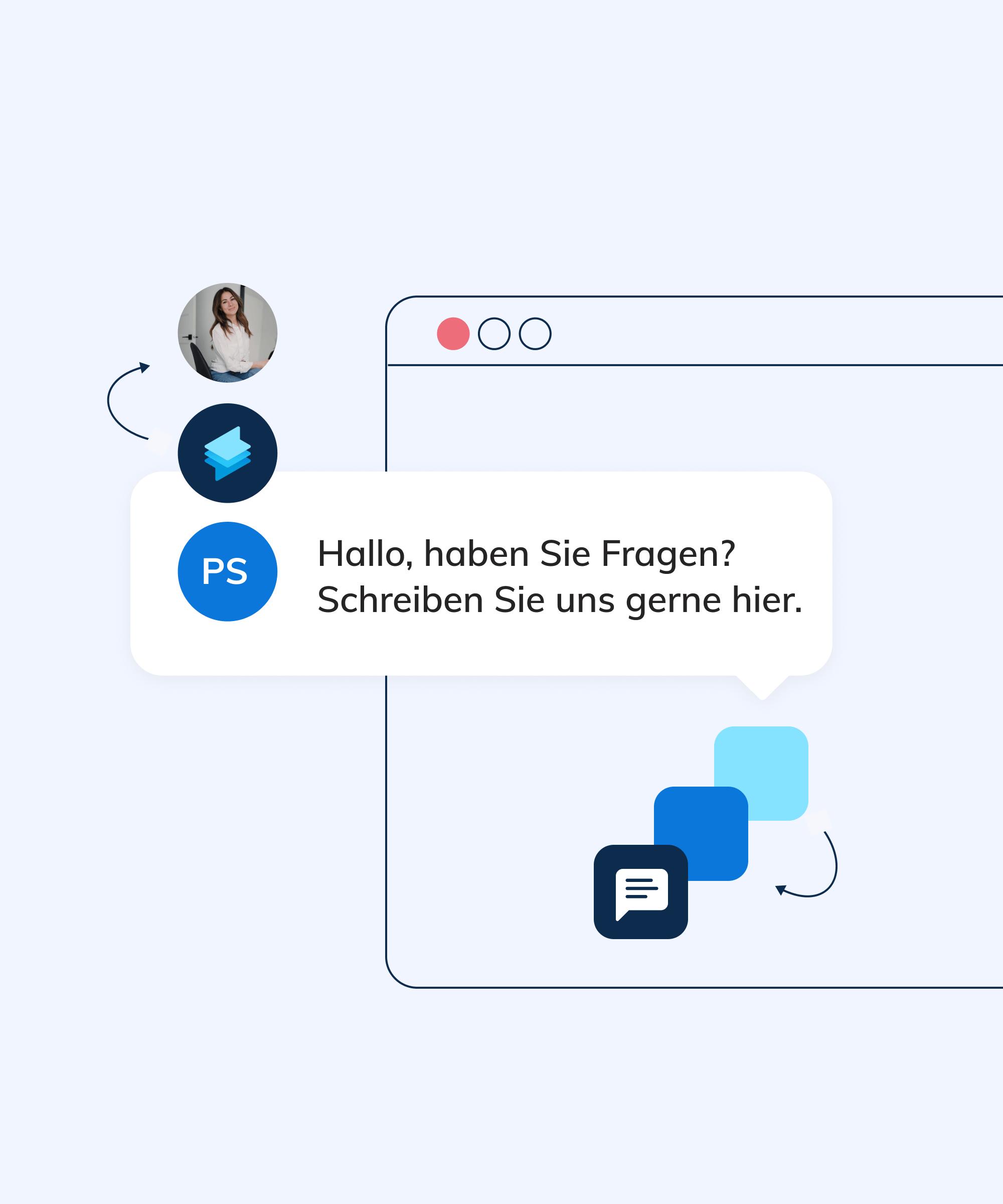 Einfache Kunden Kommunikation von Facebook, Google my business chat, sms und mail in einem Tool | Superchat