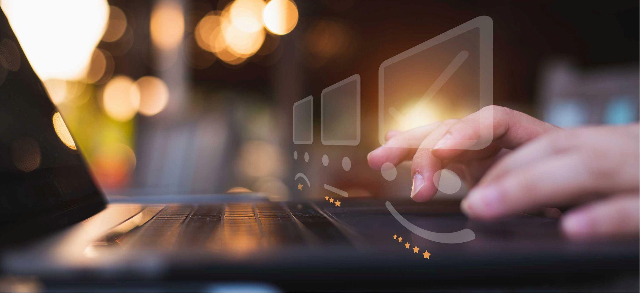 Online Bewertungen - Alle Infos auf einen Blick