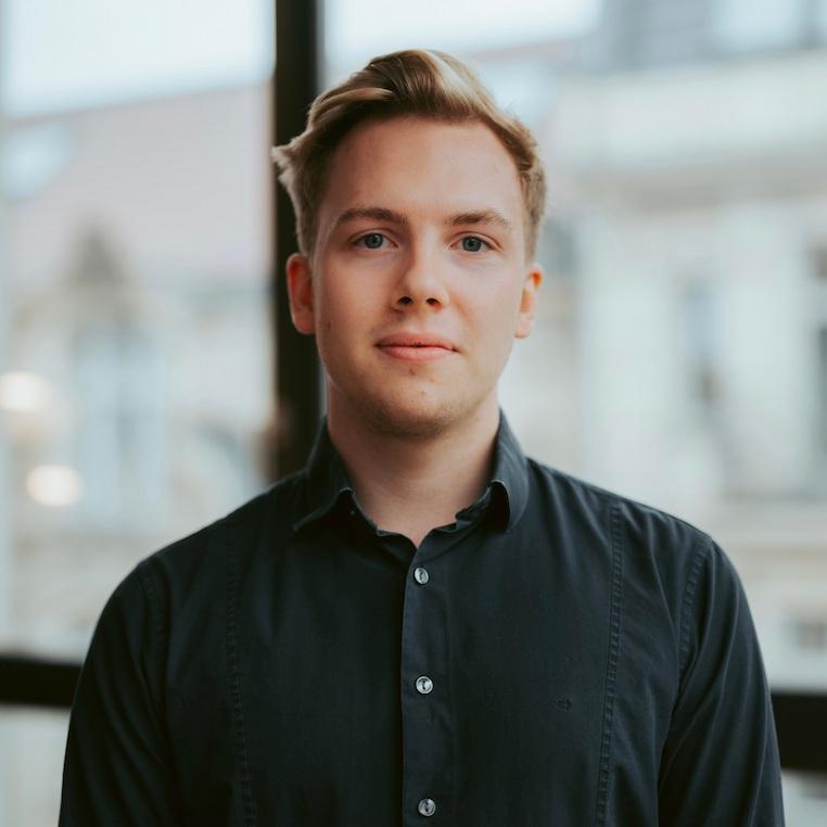 Head of Growth - Jonas Südfels