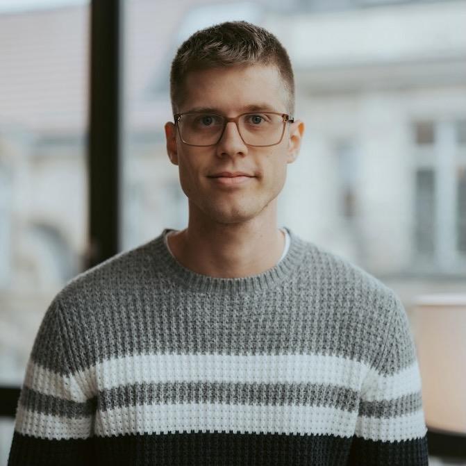 Co-Founder & CPO - Mika Hally