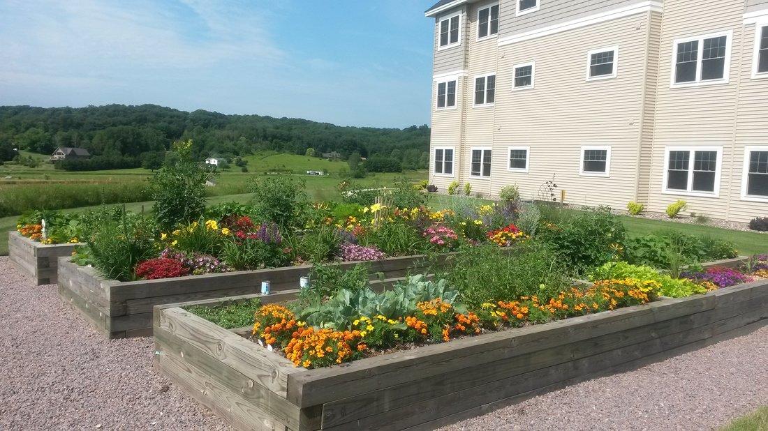 Senior Living Garden