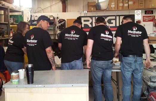 Plumbing team in Windsor, ON
