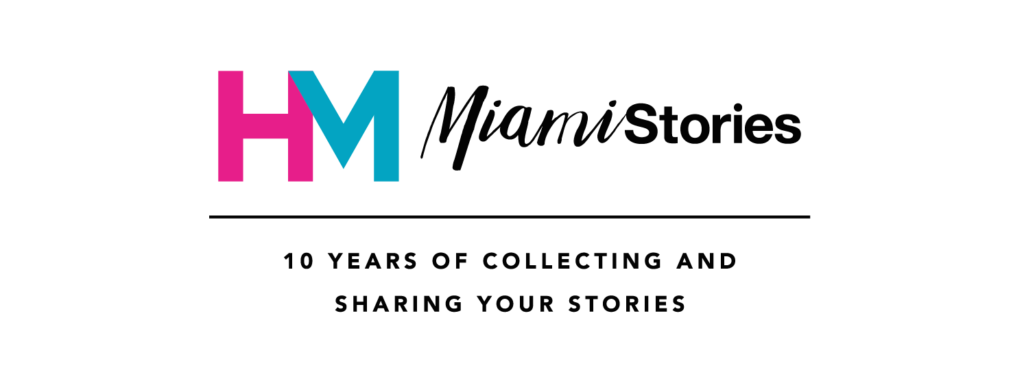 HistoryMiami Museum 10 years of collection and sharing your stories logo