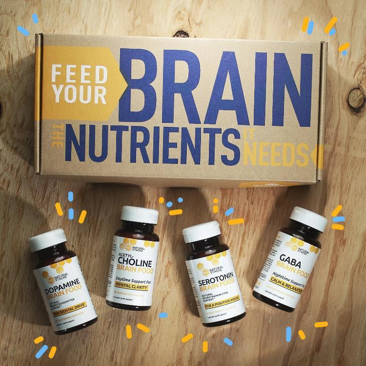 The Brain Food™ Box