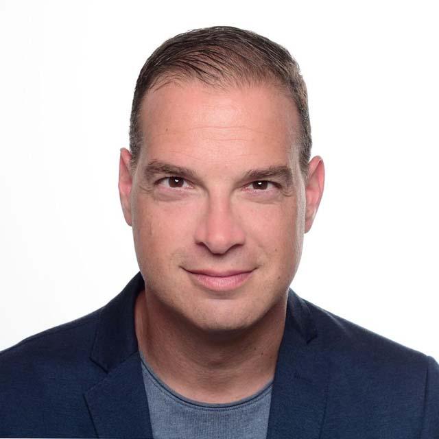 Daniel Sheffer, Unternehmer, Gründer und Sprecher der Initiative