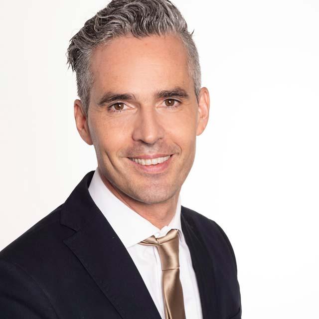 Daniele Harder, Geschäftsführer im Gesundheits- und Versicherungssektor