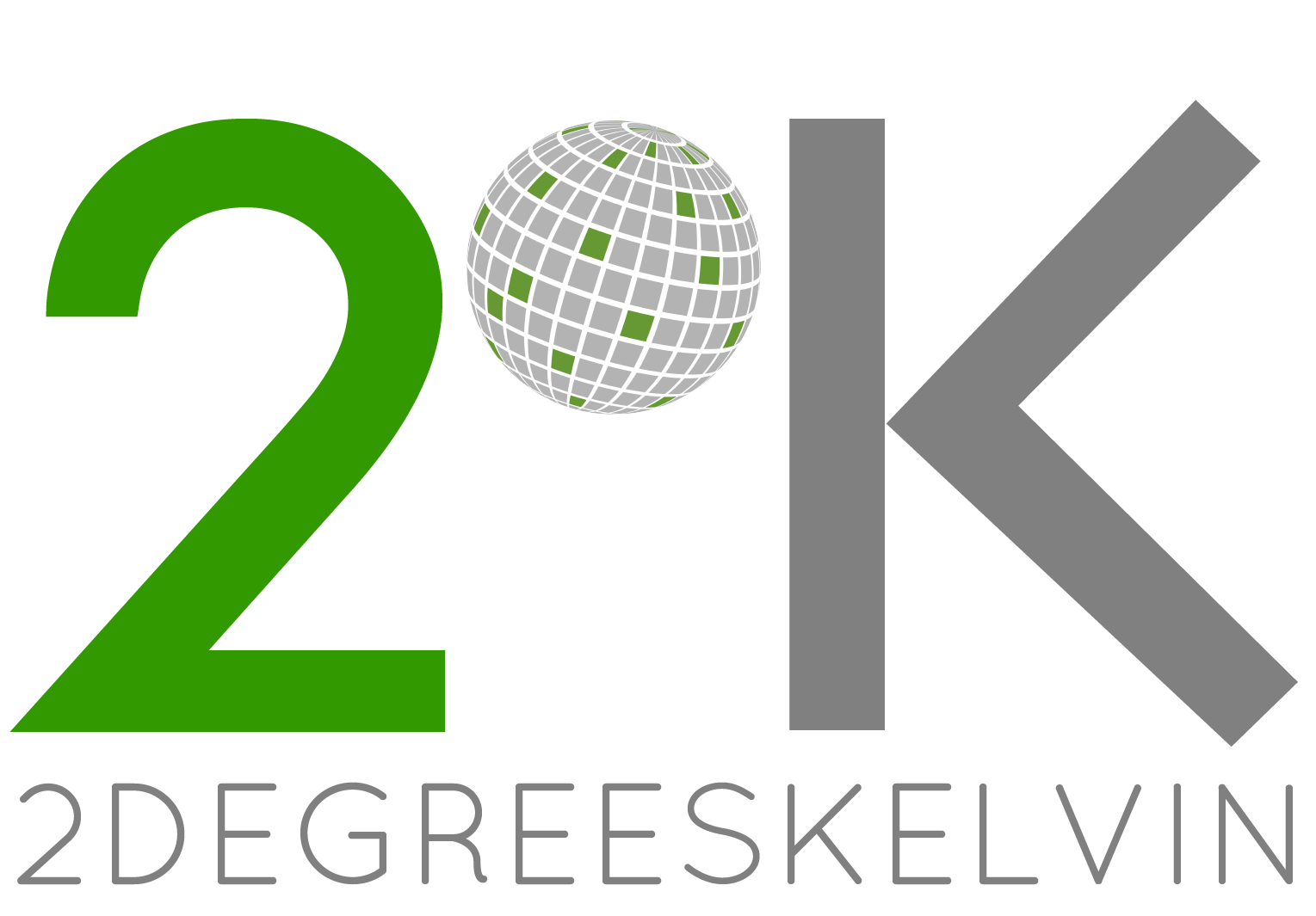 2 Degrees Kelvin  logo
