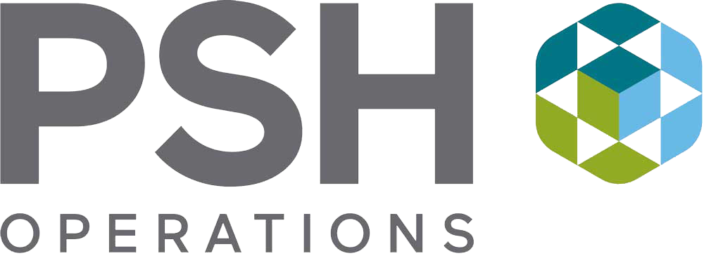PSH Operations logo.