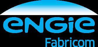 Engie Fabricom logo.