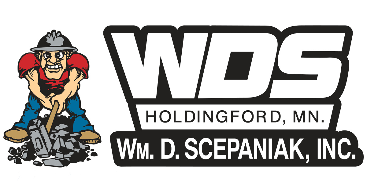 Scepaniak Construction logo.