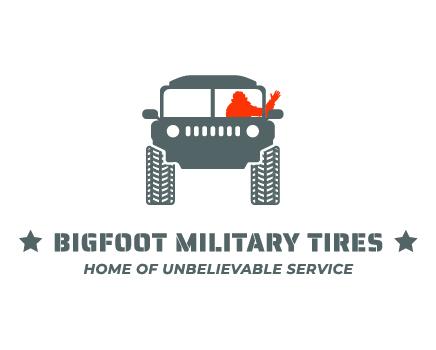Bigfoot tires logo