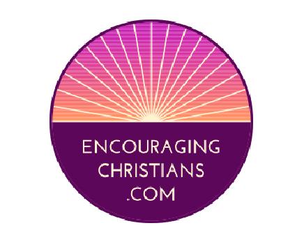 encouraging christians logo