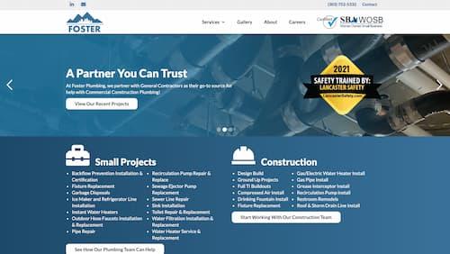 Pensacola Metalcraft website design