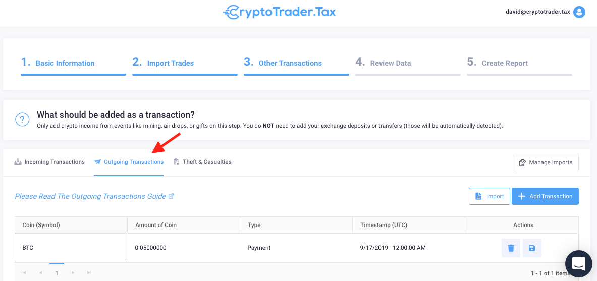 Cryptocurrency Payments Taxes