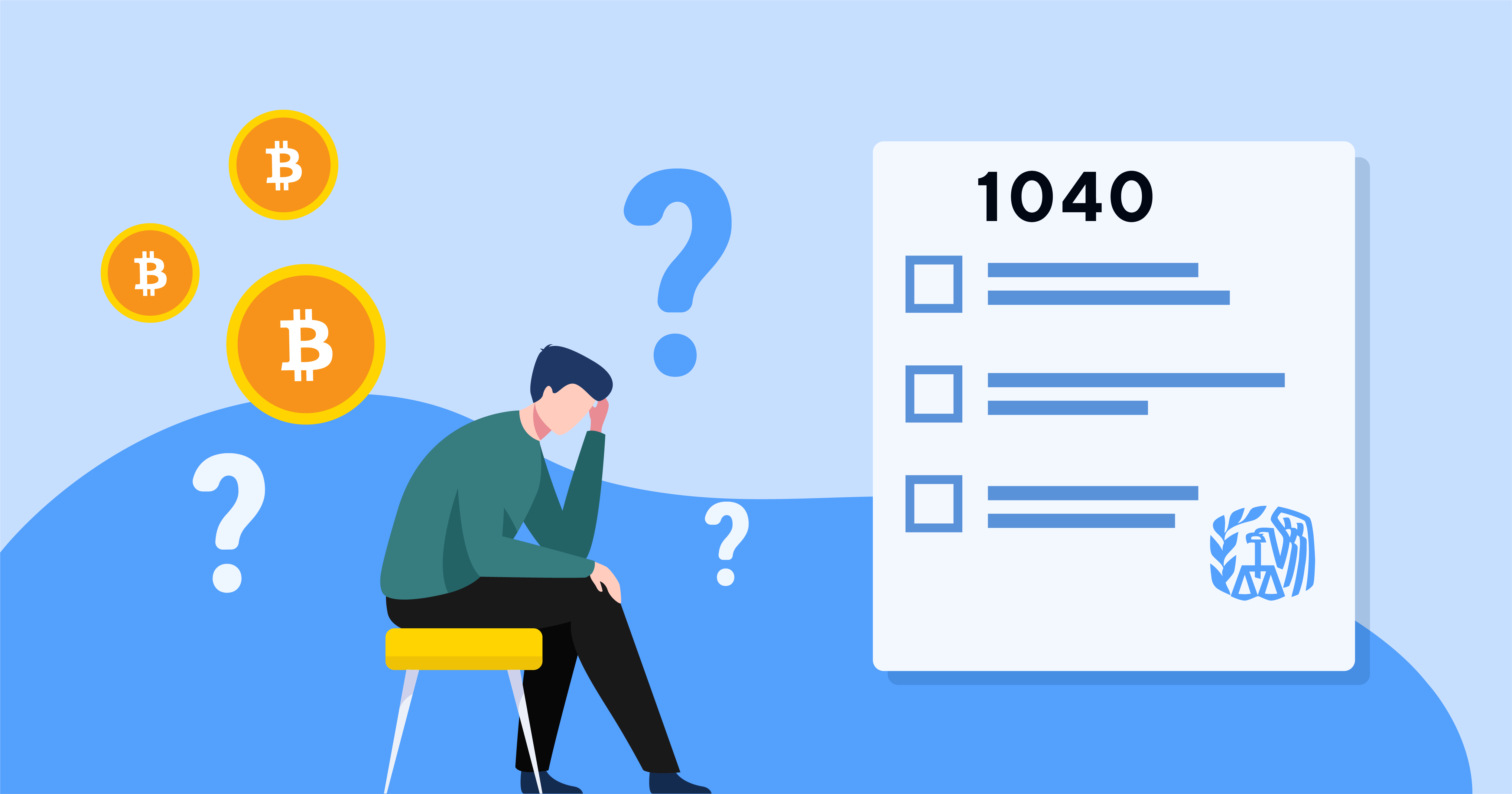 "IRS Clarifies Who Needs To Answer ""Yes"" to 1040 Cryptocurrency Tax Question"