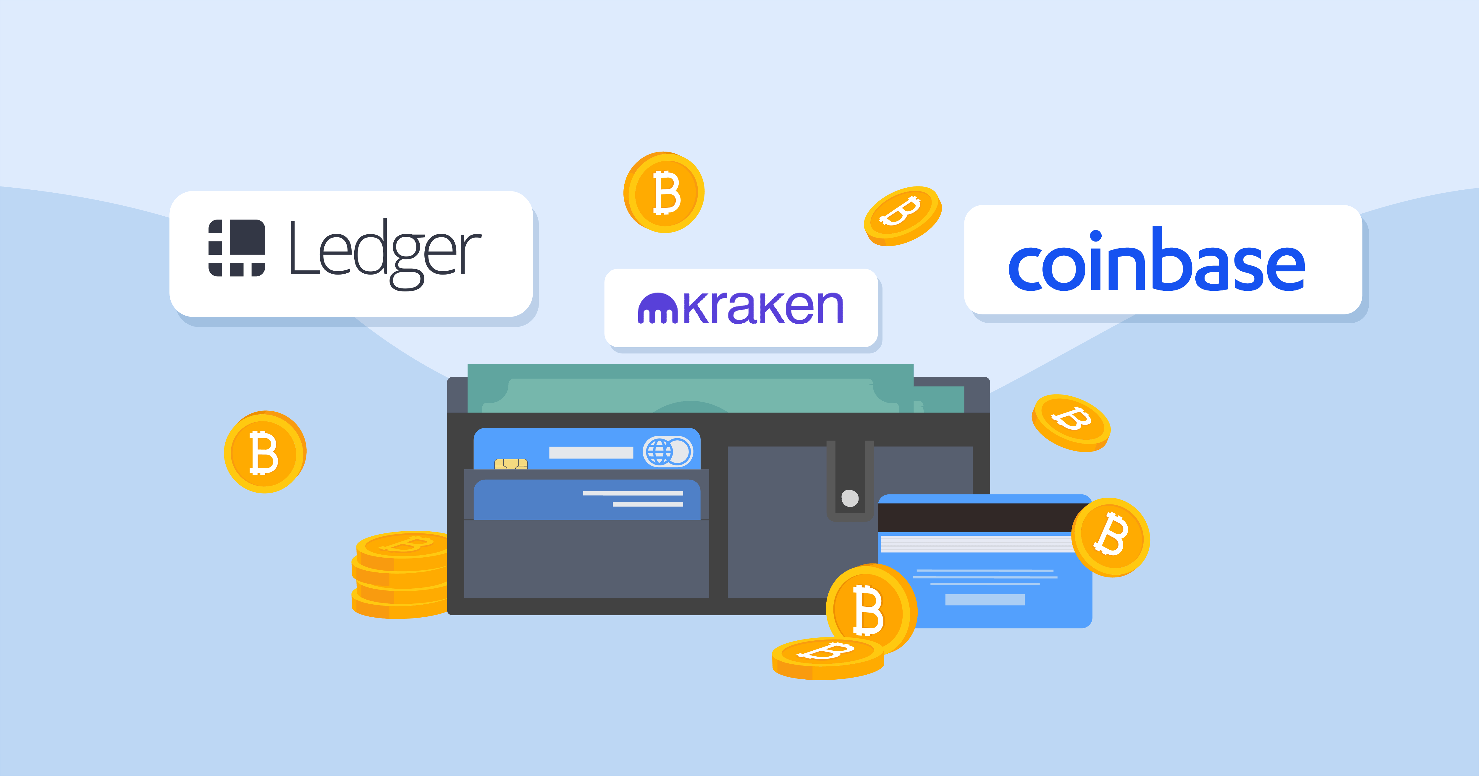 9 Best Crypto Wallets (Software and Hardware) in 2021