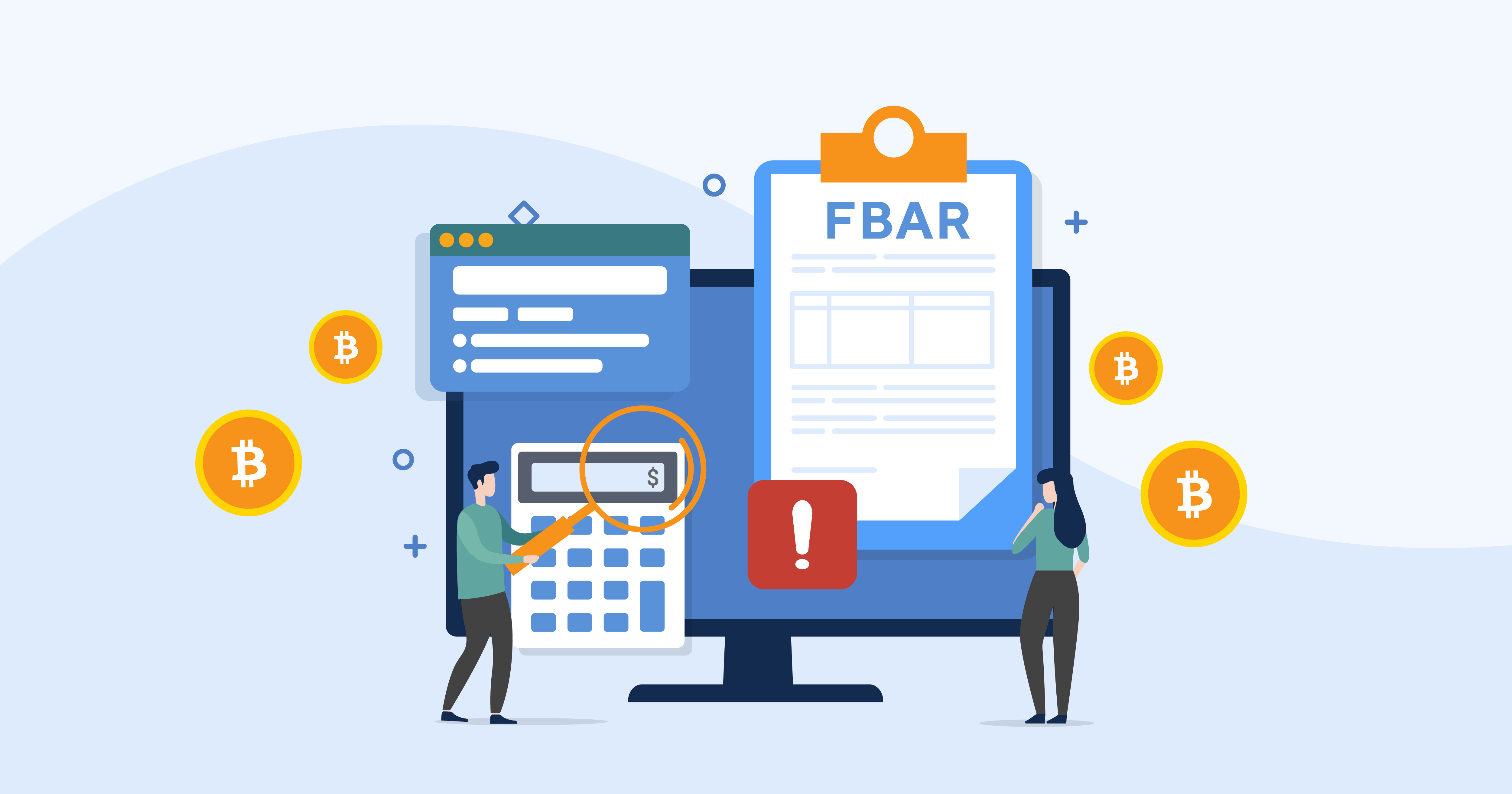 FBAR Reporting Requirements for Cryptocurrency