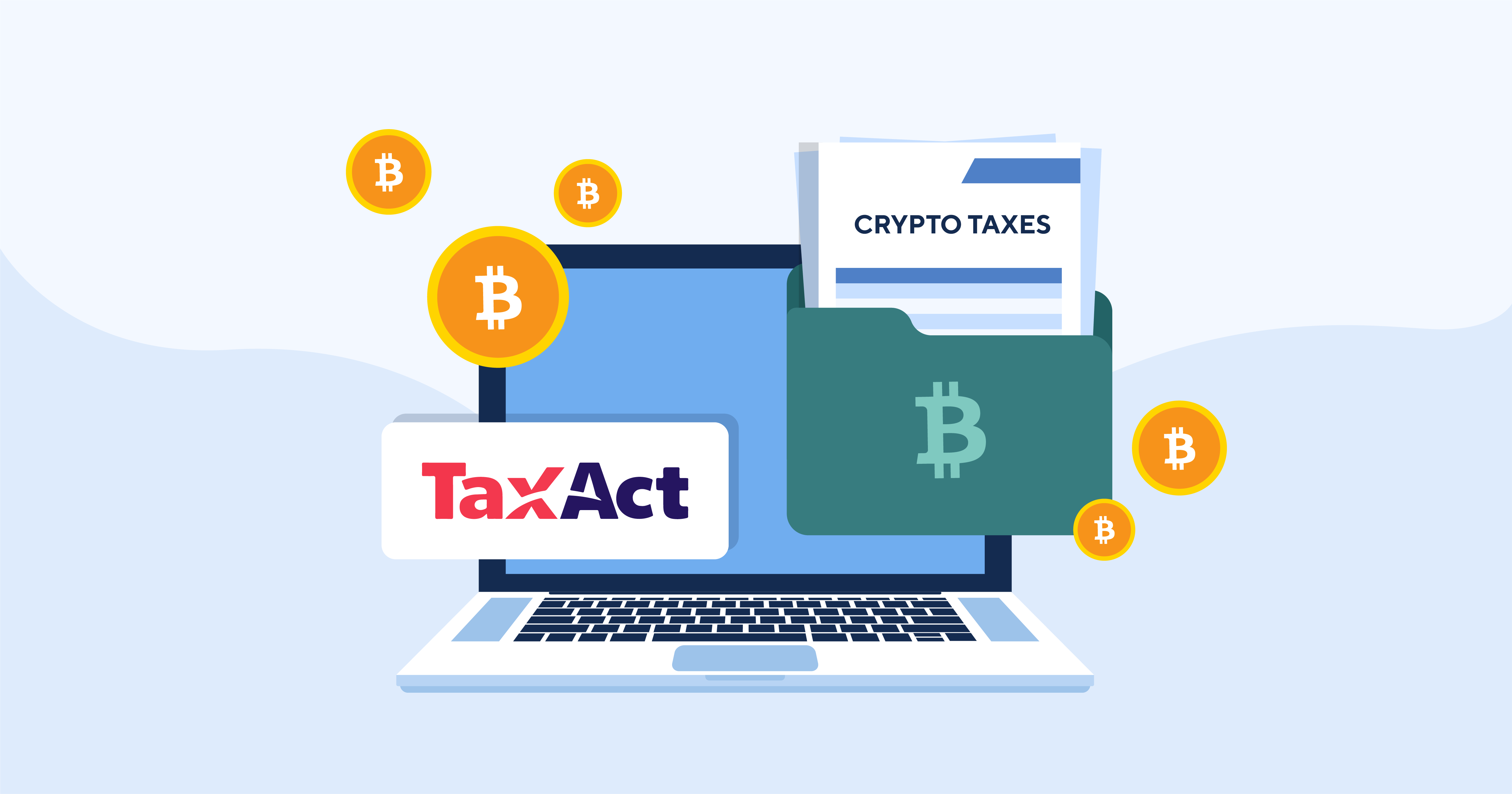 How to File Your Bitcoin and Crypto Taxes with TaxAct