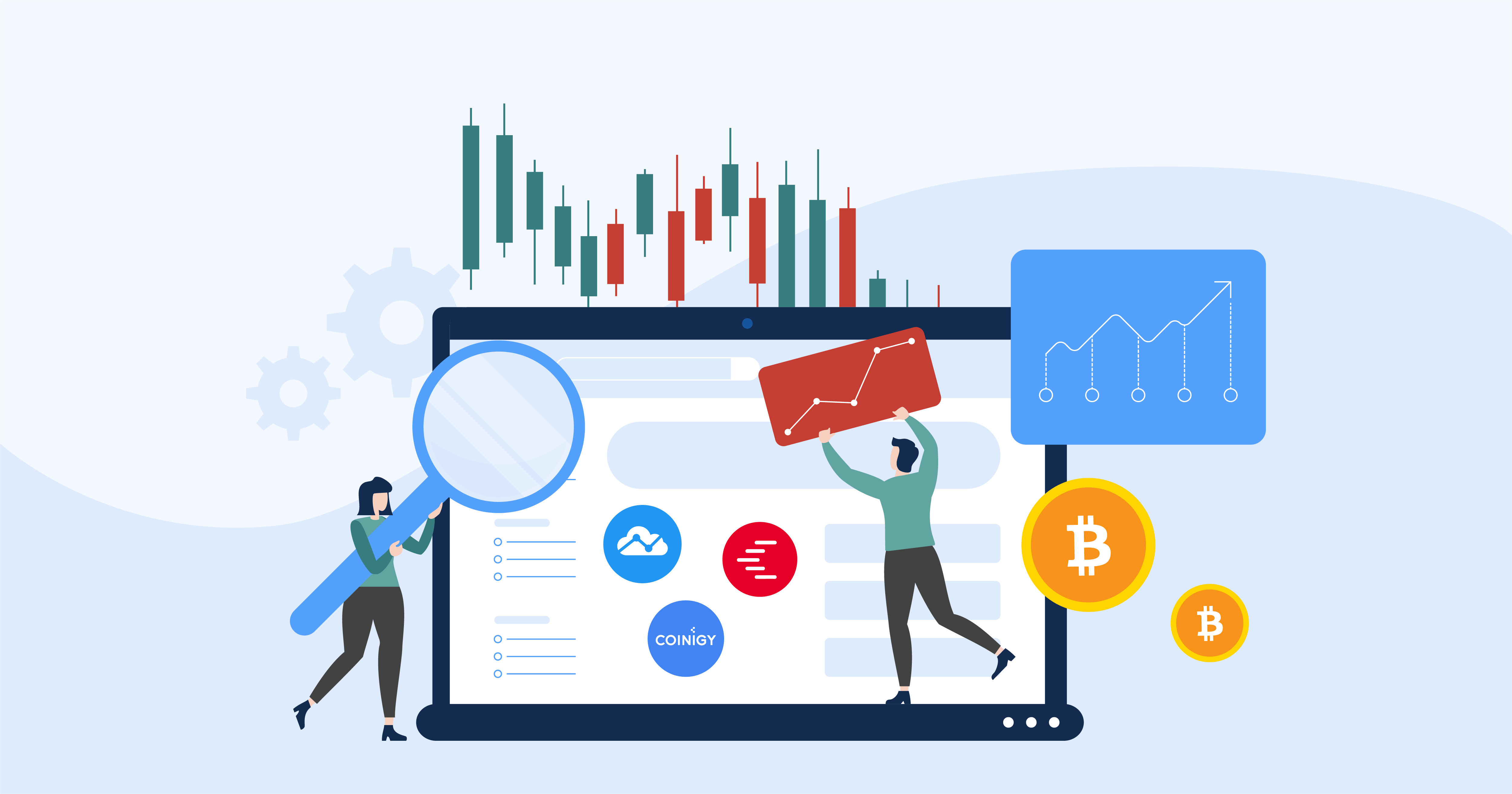 The Best Charting Tools For Crypto Traders