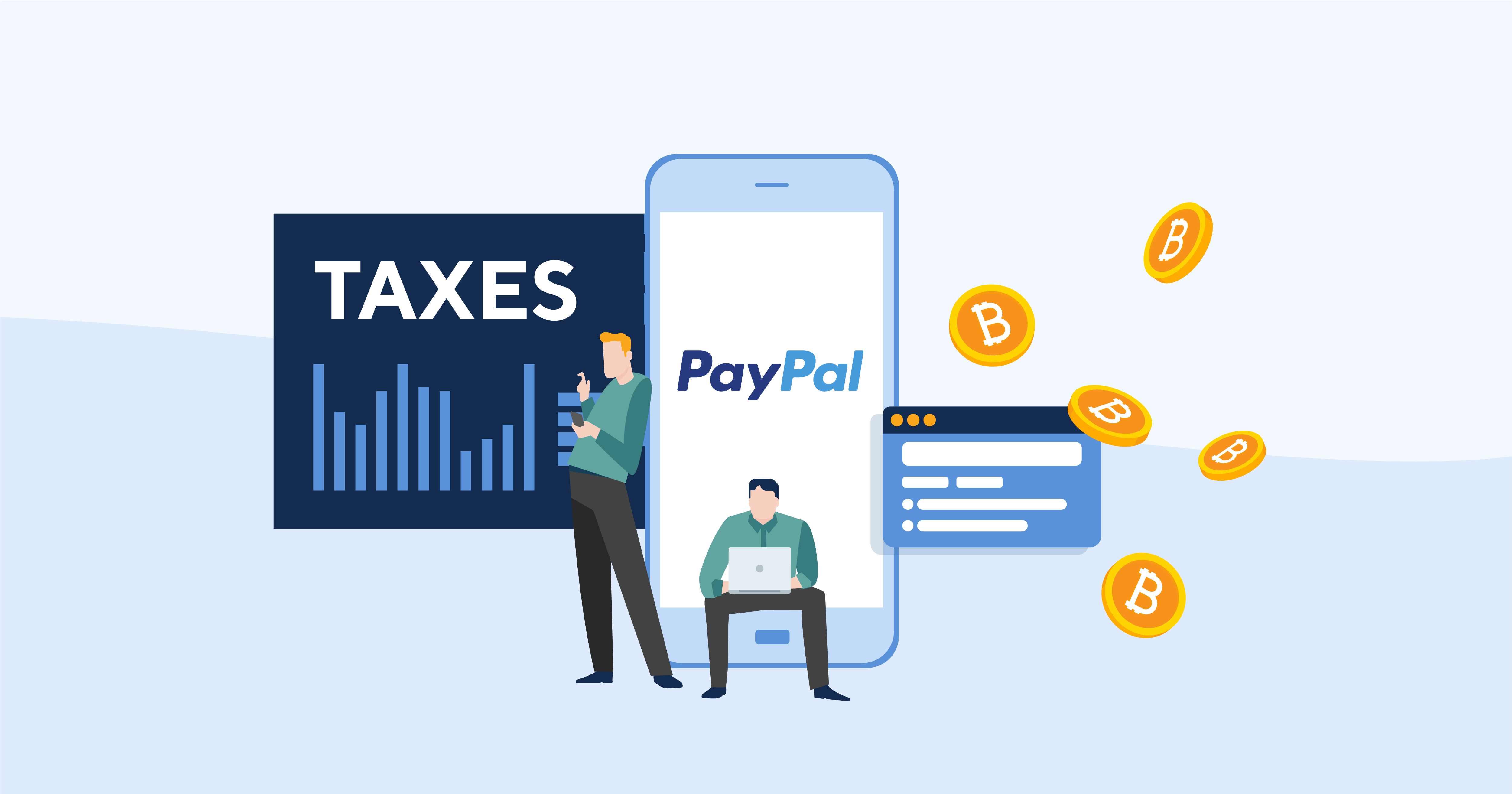 The Tax Implications of PayPal's Foray Into Crypto