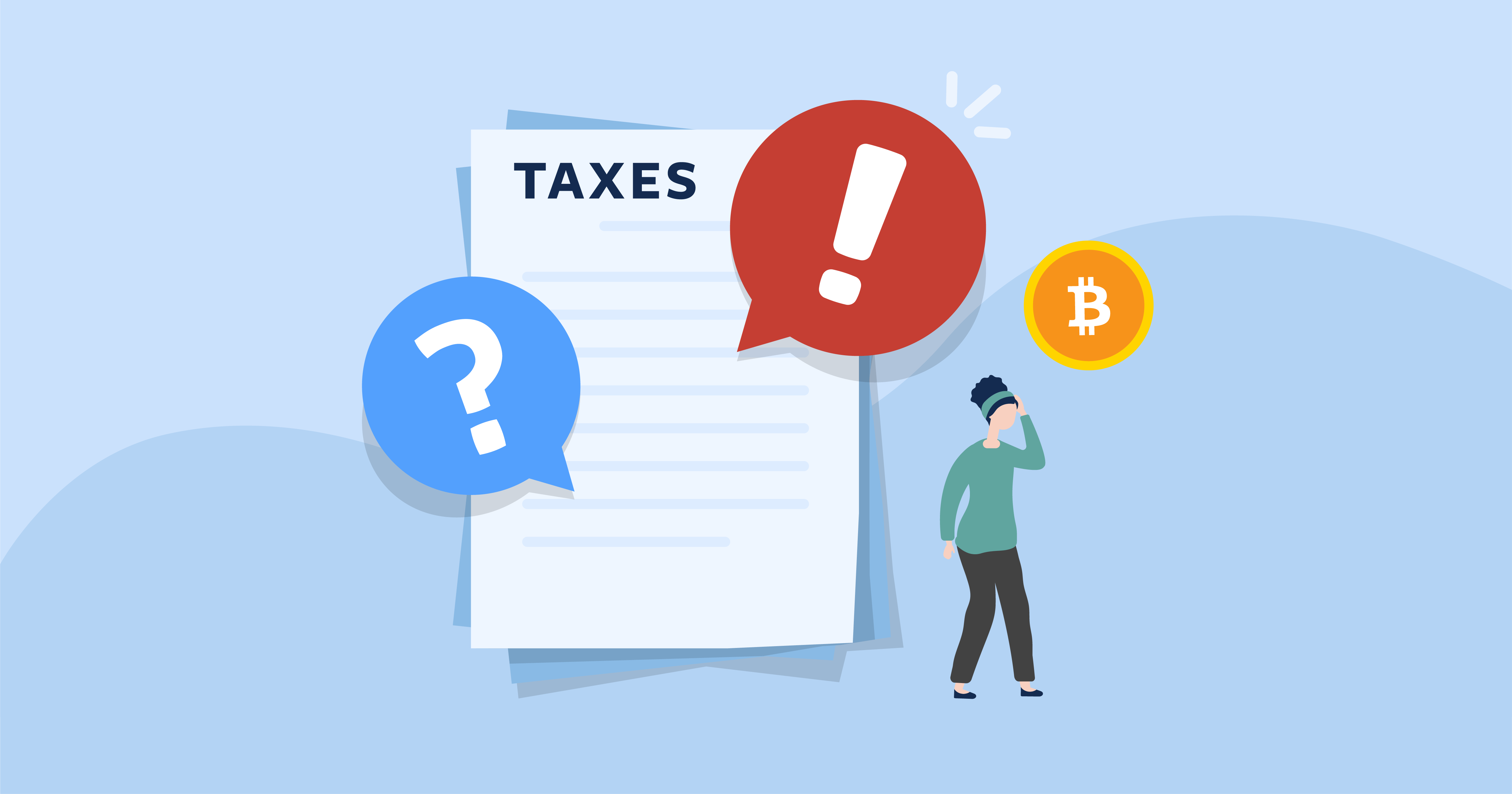 The Top 5 Mistakes Made When Doing Crypto Taxes