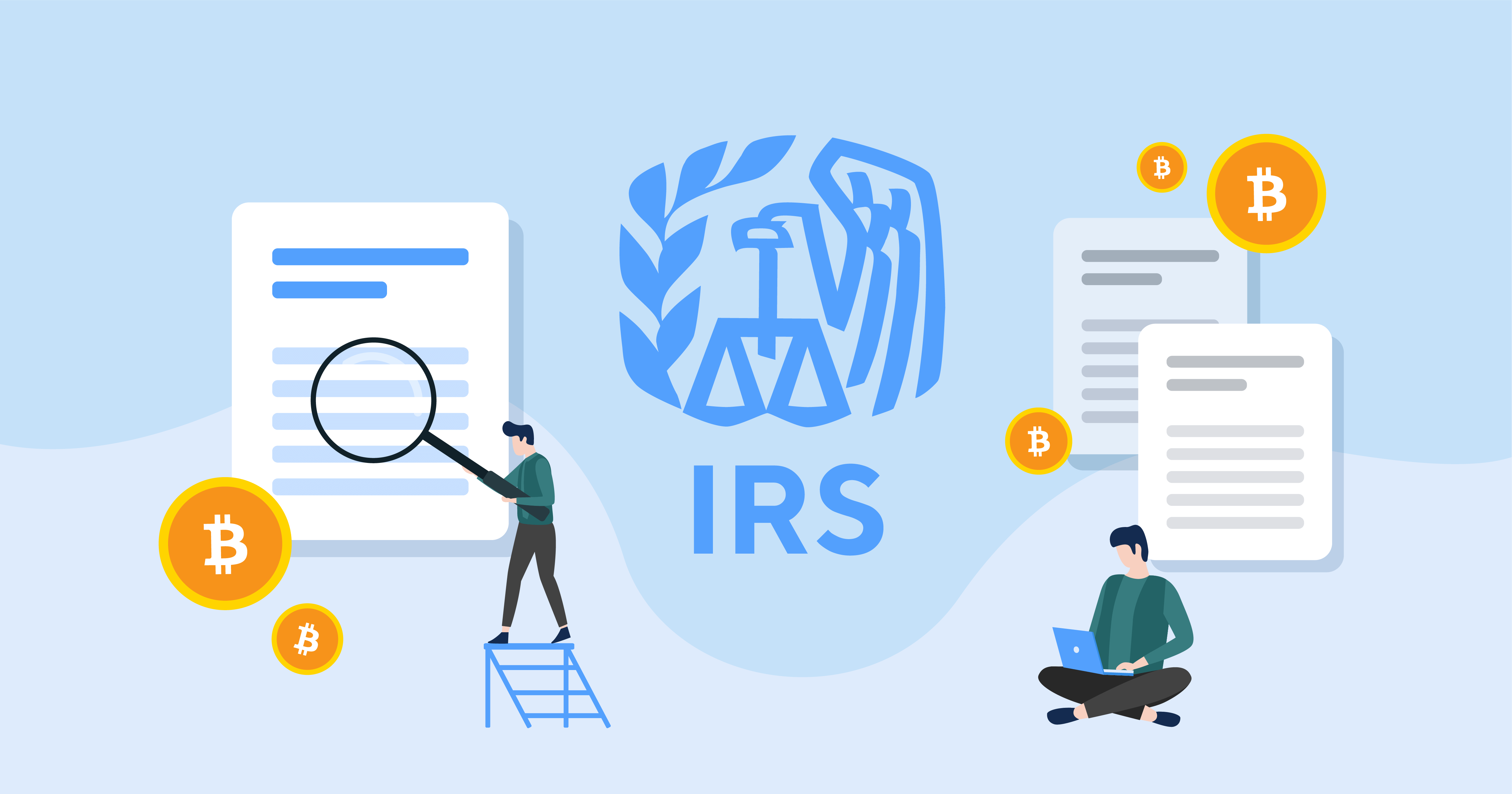 IRS Soliciting Contractors To Help Audit Crypto Tax Returns