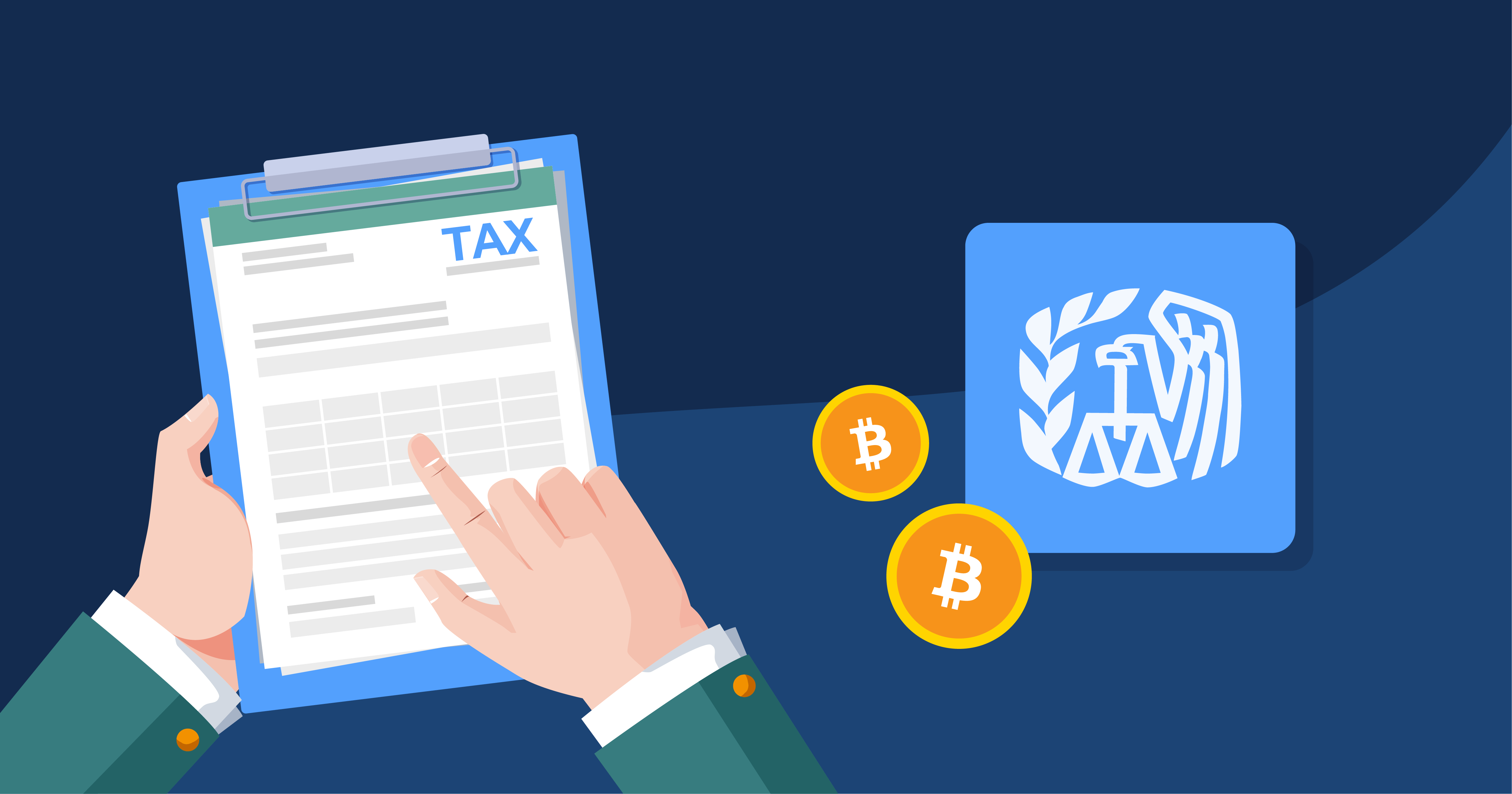 IRS Clarifies Crypto Tax Treatment of Like-Kind Exchange, Airdrops, and FBAR Reporting