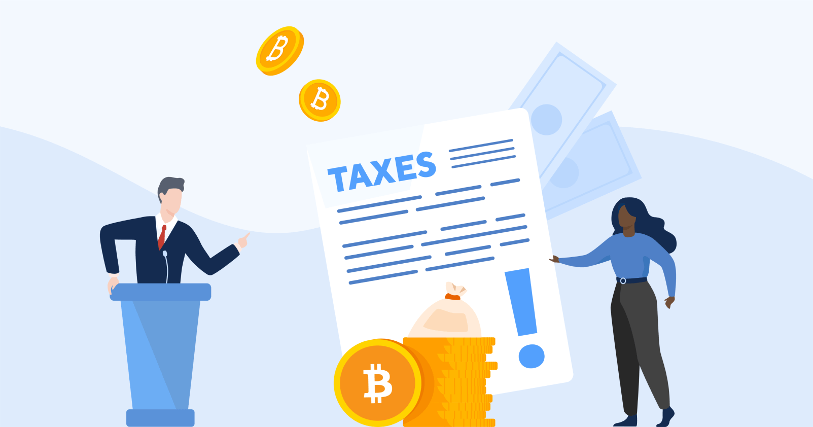 How the 2021 Infrastructure Bill Impacts Crypto Taxes
