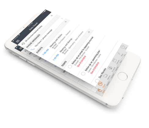 mobile app for lawyers