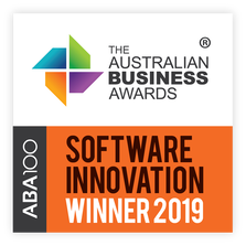 Most innovative legal software award Australia