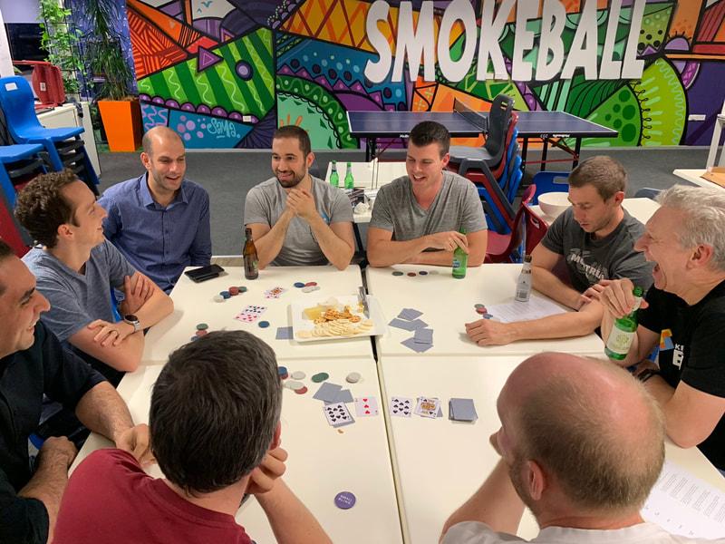 smokeball perks